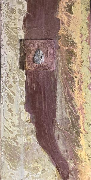 Not Jasper Johns Art | Martsolf Lively Contemporary