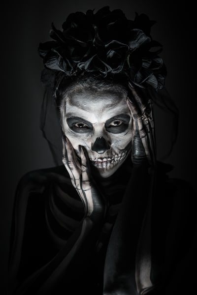 Day Of The Dead #1 Photography Art | Steven Rosen Photography