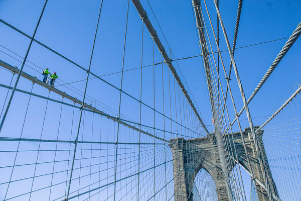 Bridgewalkers Photography Art | Steven Rosen Photography