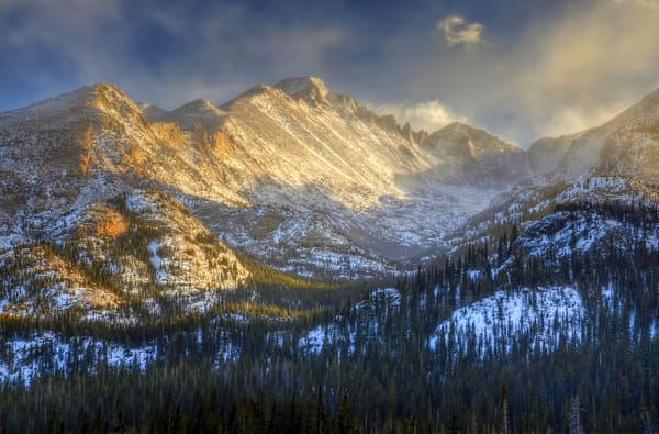 Longs Peak Photography Art | Ken Smith Gallery