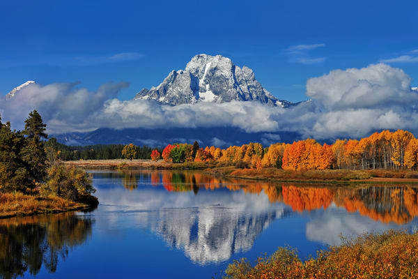 Oxbow Bend Photography Art | Ken Smith Gallery