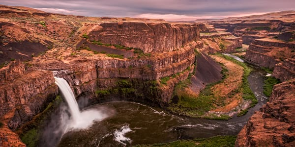 Palouse Falls Photography Art | Ken Smith Gallery