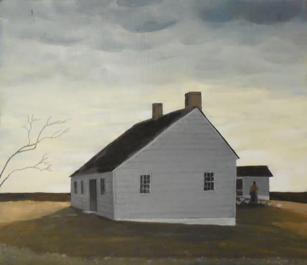West Texas Farm House Art   Scheihagen Art