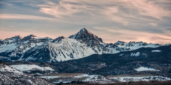Winter On Sneffels Photography Art | Ken Smith Gallery