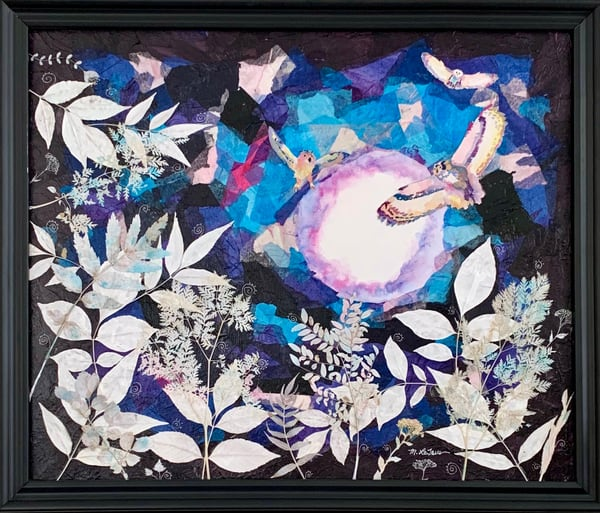 While You Sleep Art | Mickey La Fave