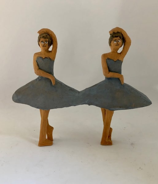 Dual Ballerinas Art | New Orleans Art Center