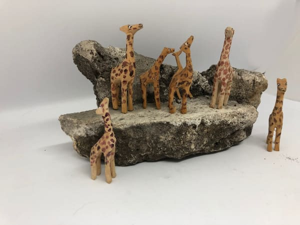Giraffes Art | New Orleans Art Center