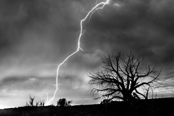 Lightening Bolt Photography Art | Greg Starnes Phtography