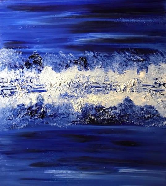 Blue Art | Priscila Schott