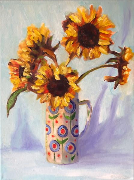 Sunflowers Art | Rick Osborn Art