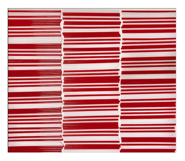 Straws 1 Art | Priscila Schott