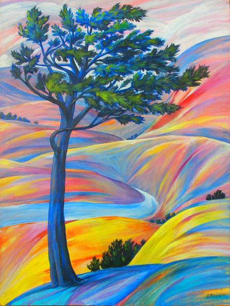Loan Tree Art   Scheihagen Art
