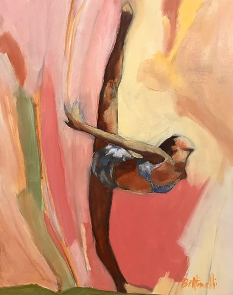 The Dancer Iii   Original Art | Bottinelli Fine Art