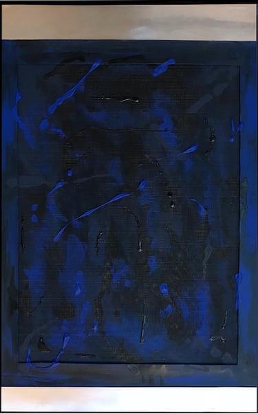 Deep Blue Art | Priscila Schott