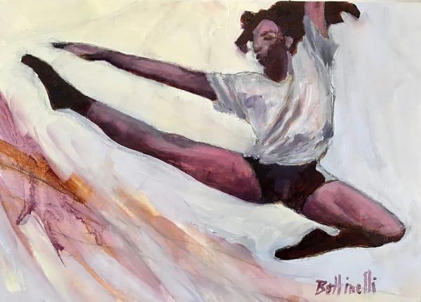 Leap   Original Art | Bottinelli Fine Art