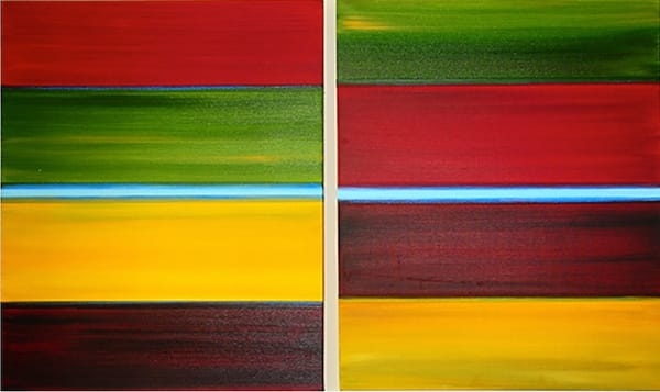 Collision Art | Priscila Schott