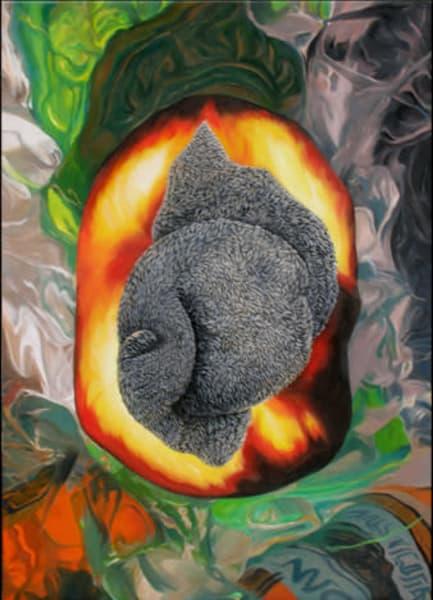 Object In Fire & Ice Art | Scheihagen Art