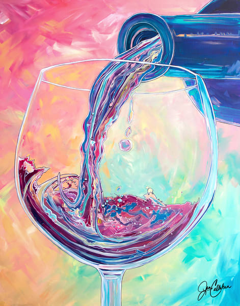 Pour Me Another Art | jenartworkgallery