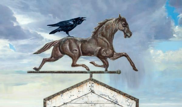 Storm Rider Art | Richard Hall Fine Art