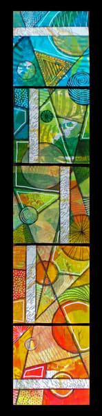 Continental Transportation, Set Of Five, Original Artwork Art | Lynne Medsker Art & Photography, LLC