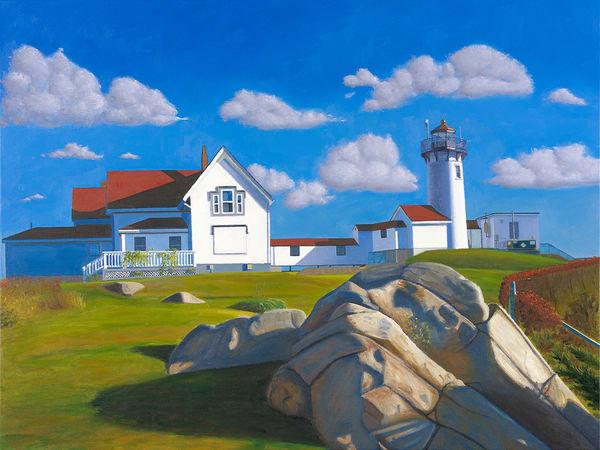 Eastern Point Art | The Art of David Arsenault