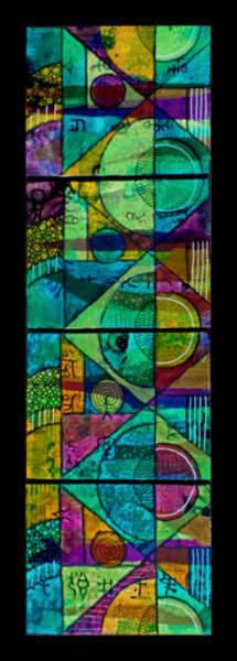 Sometime (Set Of 4) Original Artwork Art | Lynne Medsker Art & Photography, LLC