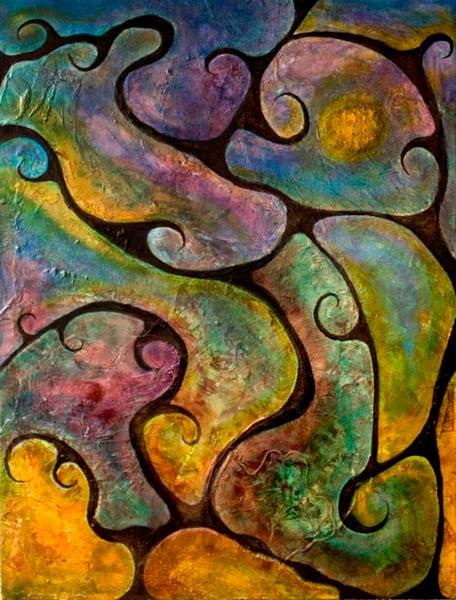 Dormant No More, Original Artwork Art   Lynne Medsker Art & Photography, LLC