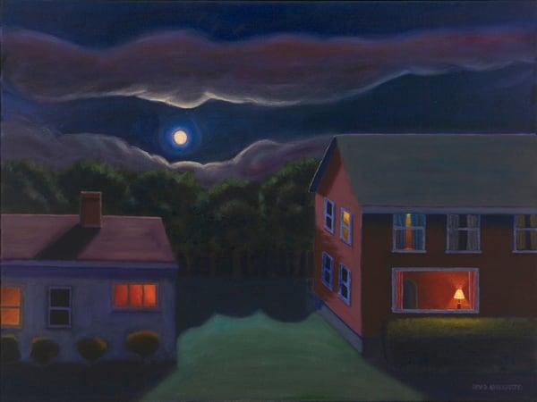 Moon Walk Art | The Art of David Arsenault