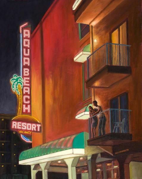 Wildwood Nights Art | The Art of David Arsenault