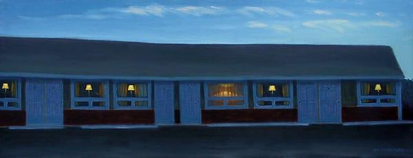 Motel Five Art | The Art of David Arsenault