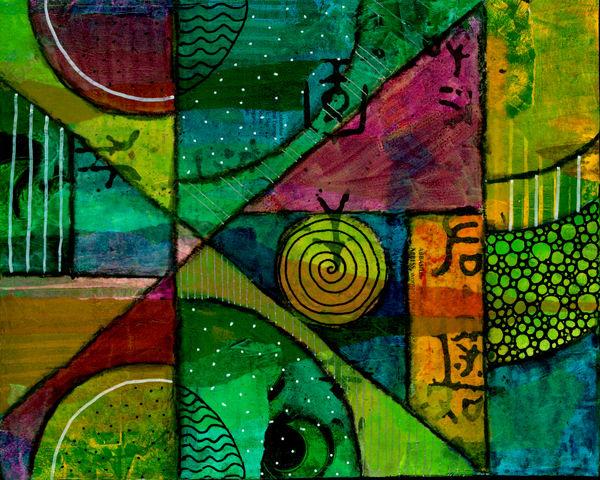 Sometime 2 Of 4  Art | Lynne Medsker Art & Photography, LLC