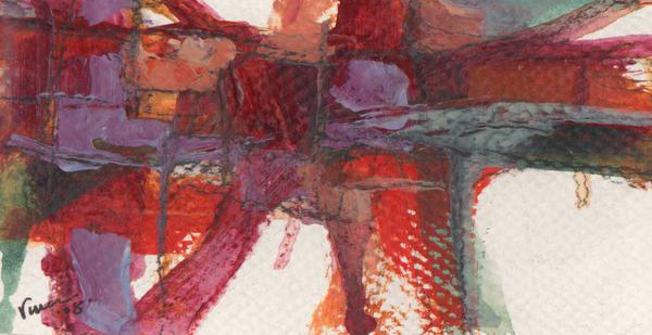Color Miniatures : No. 6 Art | Stephanie Visser Fine Art