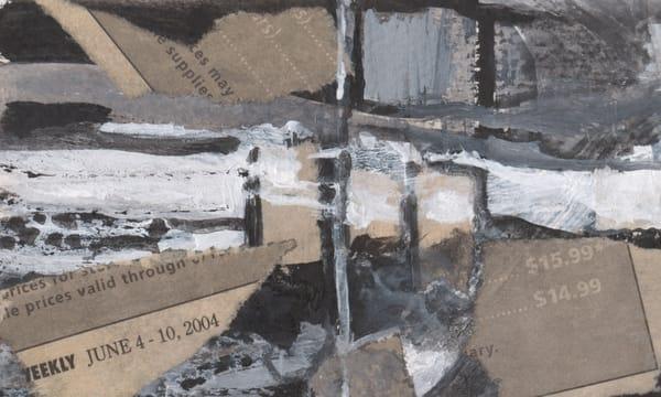 Black And White Miniatures : No. 1 Art | Stephanie Visser Fine Art