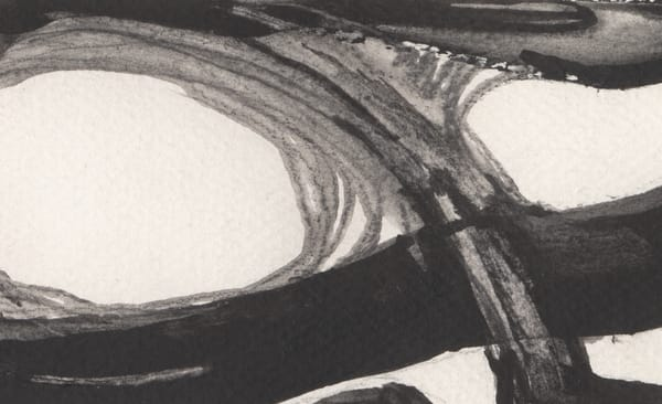 Black And White Miniatures : No. 3 Art | Stephanie Visser Fine Art