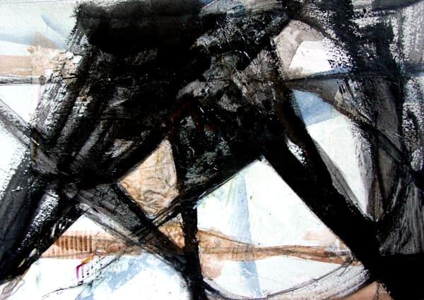 Black And White Miniatures : No. 4 Art | Stephanie Visser Fine Art