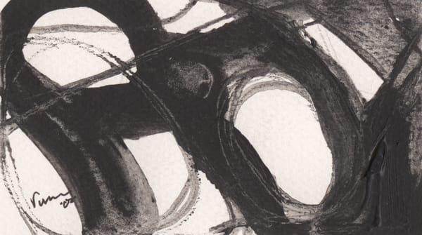 Black And White Miniatures : No. 10 Art | Stephanie Visser Fine Art