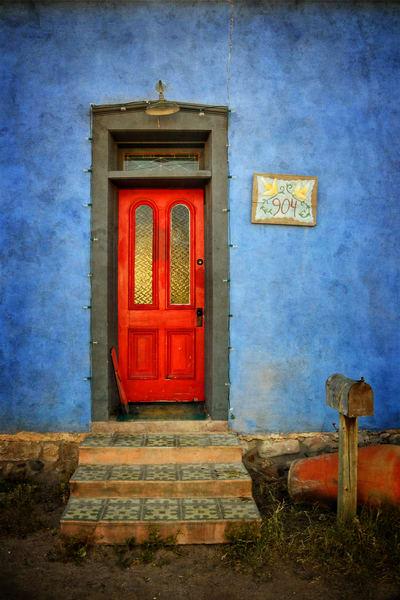 The Door At 904 Photography Art   Ken Smith Gallery