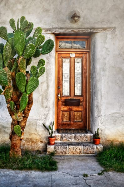 Tuscon Door Photography Art | Ken Smith Gallery