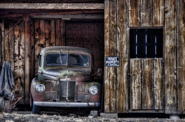No Parking Photography Art | Ken Smith Gallery