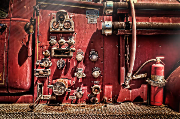 Valves Photography Art | Ken Smith Gallery