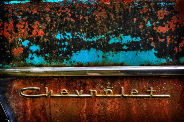 Chevrolet Photography Art | Ken Smith Gallery