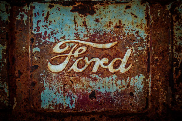 Tailgate Ford Photography Art | Ken Smith Gallery