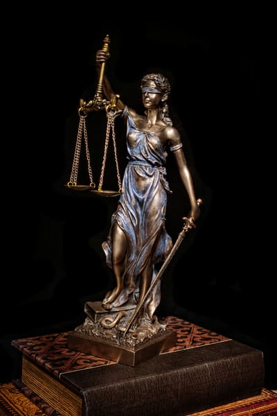 Lady Justice Photography Art | Ken Smith Gallery