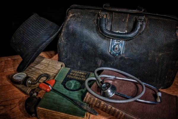 Modern Medical Counselor Photography Art | Ken Smith Gallery
