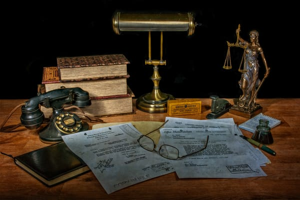 The Law Office Photography Art | Ken Smith Gallery