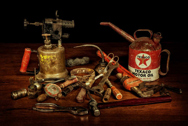 The Workbench Photography Art | Ken Smith Gallery