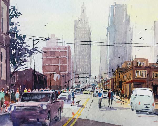 Kc Crossroads Art | Steven Dragan Fine Art