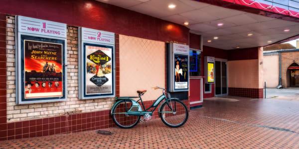 Box Office Hits Semi Panorama Photography Art | Ken Smith Gallery