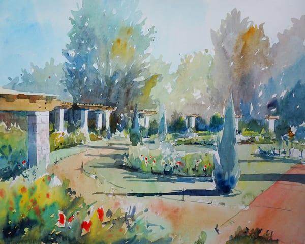 Kc Loose Park Garden 2 Art | Steven Dragan Fine Art