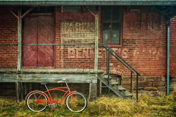 Bennet S Garage Photography Art | Ken Smith Gallery